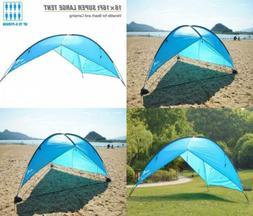 New Big Portable 16x16ft Waterproof Folding Camping Beach Ca