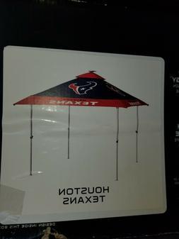 NFL Houston Texans 10 X 10 Pagoda Canopy Tailgate Tent Footb