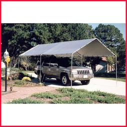 King Canopy - 6-Leg with Silver Cover - 10' x 20'
