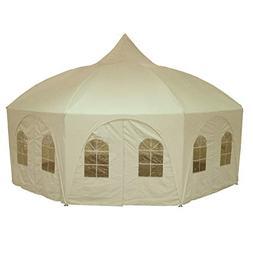 DELTA Canopies 20'x20' Octagonal Wedding Gazebo Party Tent C