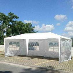 Outdoor 10'x20'Canopy Party Wedding Tent Gazebo Pavilion Cat