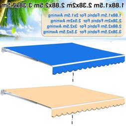 Outdoor Awning Top Cover <font><b>Canopy</b></font> Replacem