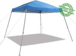 Outdoor Classic Pop Up Canopy 9Ft X 9Ft Top Slant Leg With W