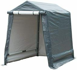 Abba Patio Outdoor Storage Shelter with Rollup Door Storage