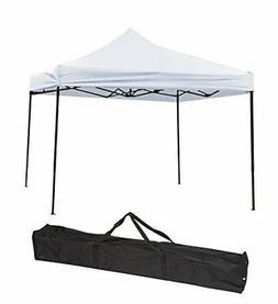Party Canopy Gazebo Metal Pergola 10x10 Patio Outdoor Tent P