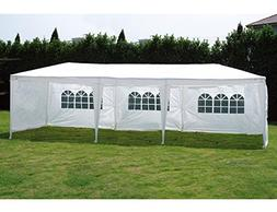Peaktop New 30 x 10 Feet Large Size Party Tent Garden Outdoo