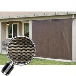 Alion Home© Patio Shade & Privacy Panel 200GSM 90% UV Block