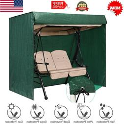 Patio Swing Cover Hammock Canopy Furniture Cover Waterproof