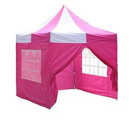 DELTA Canopies 10'x10' Pop up Canopy Wedding Party Tent Gaze