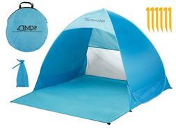 Pop Up Beach Tent Portable Sun Shade Shelter Outdoor Camping