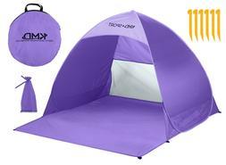 pop up beach tent portable sun shade
