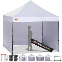 ABCCANOPY Pop-up Canopy Tent 8x8 Commercial Instant Tents Ou