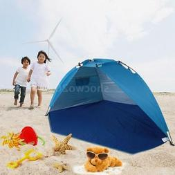 Portable Beach Canopy Sun Shade Shelter Outdoor Camping Fish