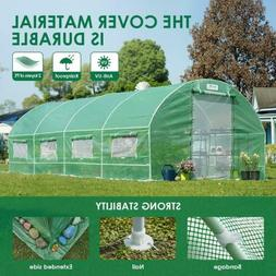Quictent Portable Greenhouse Large Gardening Walk-in Hot Gre