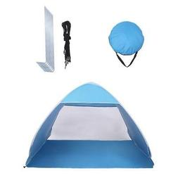 Portable Pop Up Beach Tent Sun Shade Shelter Outdoor Camping