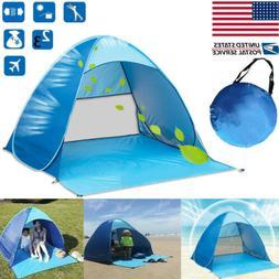 portable pop up beach tent sun shade