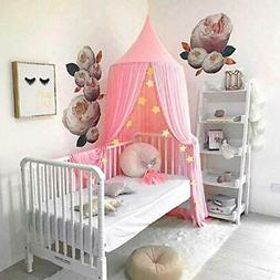 Princess Bed Canopy Net for Kids Baby Bed, Round Dome Kids I