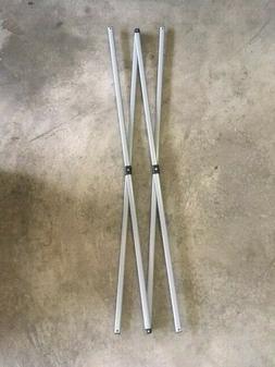 Quest Q64 10x10 Instant Slant Canopy REPLACEMENT 2X TRUSS BA