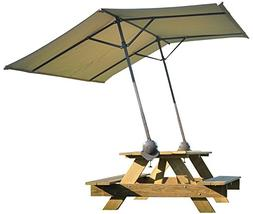 ShelterLogic 10 ft. Quick Clamp Canopy - Canopy Configuratio