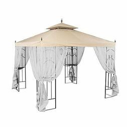 replacement canopy for home depot arrow gazebo