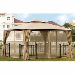 Garden Winds Replacement Canopy for Kilpatrick Lane 12x12 Ga