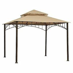 Garden Winds Replacement Canopy for Target Madaga Gazebo Rip