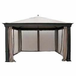 Garden Winds Replacement Canopy for Tiverton  Gazebo RipLock