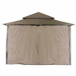ABCCANOPY Replacement Gazebo Privacy Wall 10'x10'  NEW