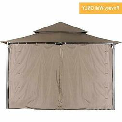 ABCCANOPY Replacement Gazebo Privacy Wall for Target Madaga