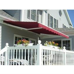 ALEKO Retractable Patio Awning 13 X 10 Ft Deck Sunshade Cano