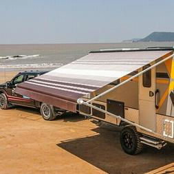 ALEKO Retractable RV or Home Patio Canopy Awning 20Ft X 8Ft
