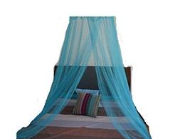 OctoRose Round Hoop Bed Canopy Netting Mosquito Net Fit Crib