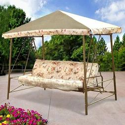 Garden Winds RUS472W Swing Replacement Canopy