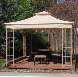 Garden Winds S-J-109 Gazebo Replacement Canopy RipLock 350