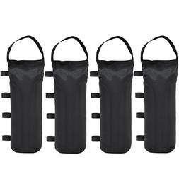 4Pc Monoshock Sand Weight Bag For Ez Pop Up Canopy Outdoor G