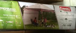 Coleman Screened Canopy Sun Shade 10x10 Tent