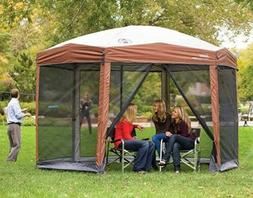 Coleman Screened Canopy Sun Shade 12x10 Tent With Screen. **