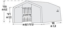 ShelterLogic GrowIT Greenhouse-in-a-Box Pro, 12 x 20 x 8 ft.