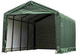 ShelterTUBE Storage Shelter - Color: Green