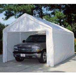 King Canopy's 10' x 27' Sidewall Kit, White