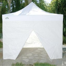 Caravan Canopy 10-Feet Canopy Sidewall Kit for Caravan Displ