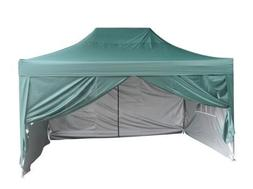 Quictent Privacy 10'x15' EZ Pop Up Canopy Gazebo Instant Ten
