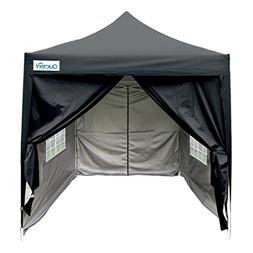 Quictent 6.6x6.6 ft EZ Pop Up Canopy Waterproof Commercial G