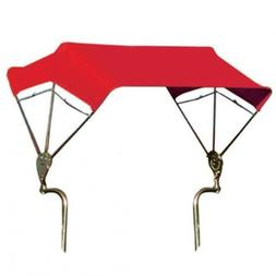All States Ag Parts SNOWCO 3-Bow Tractor Canopy with Frame F