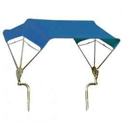 All States Ag Parts SNOWCO 3-Bow Tractor Canopy with Frame A