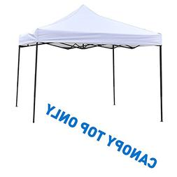 Trademark Innovations 9.6' x 9.6' Square Replacement Canopy