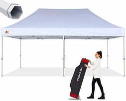 ABCCANOPY 10x20 Straight Leg Pop-up Canopy Commercial Grade