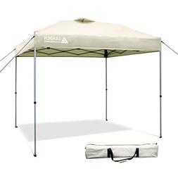 Leader Accessories 8' x 8' Straight Wall Instant Canopy with