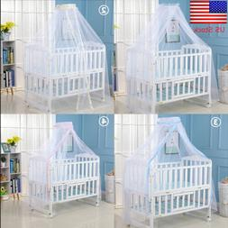 Summer Kid Baby Bed Mosquito Foldable Curtain Net for Toddle