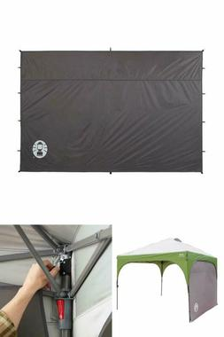 Coleman Sunwall Accessory for 10x10 Canopy Tent | Sun Shade